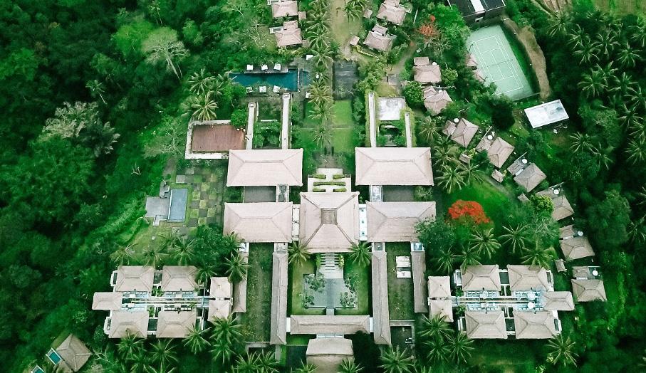 Safe Workcation at Maya Ubud