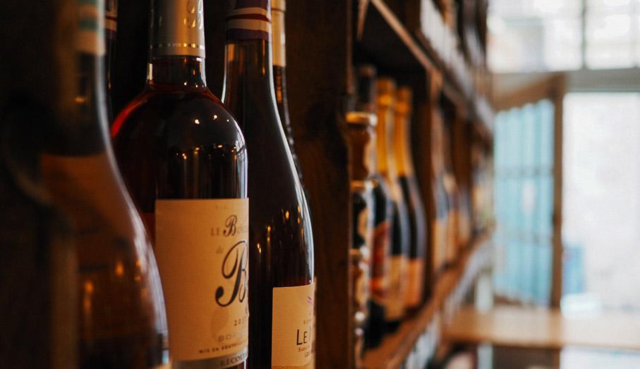 25% OFF Wine by bottle