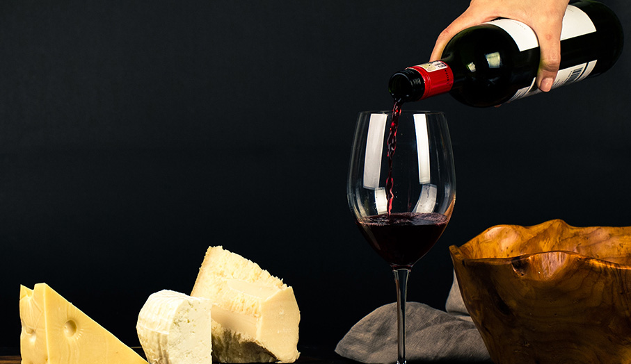 Cheese your Wine