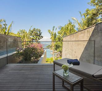 Heavenly Ocean View Pool Suite  - Private Pool and Deck