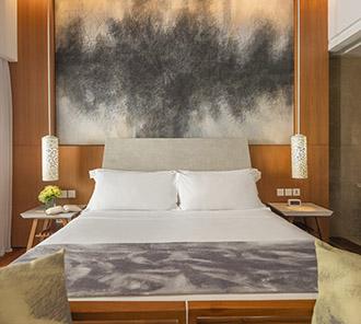 Impressive Nest Suite - King Bed Set Up