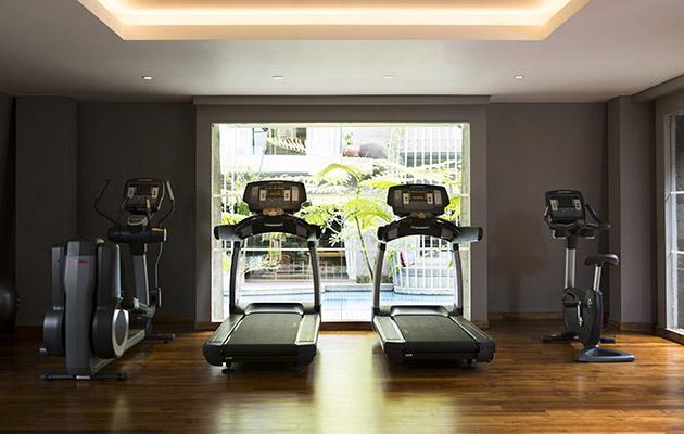 Fitness Centre - Treadmill