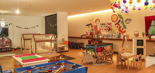 Kids Club - Spacious Playground
