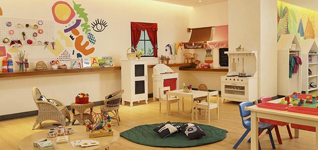 Kids Club - Playful Space