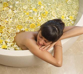 Spa at Maya - Renewing Bath