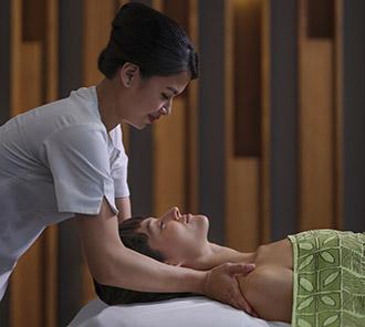 Spa at Maya - Balinese Treatment
