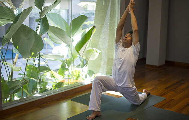 Yoga studio - Private Yoga