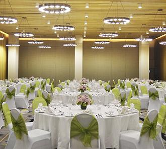 Ballroom -  Round Table Gala Dinner