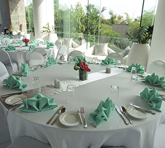 The Pavillion - Round Table Gala Dinner