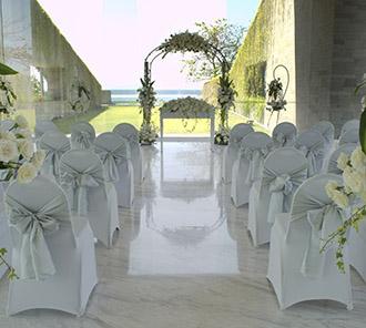 The Pavillion - Wedding Stage