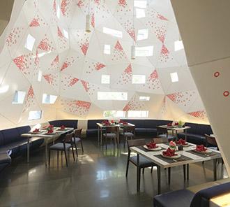 Kuu - Architecture, Interior