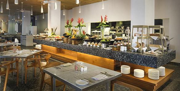 Reef - Breakfast Buffet