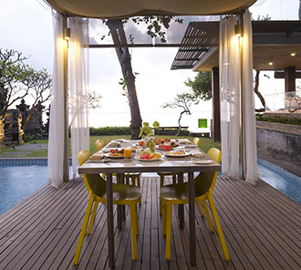 Reef - Outdoor Seating