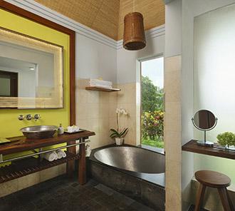 Heavenly Jacuzzi Villa - Bathroom