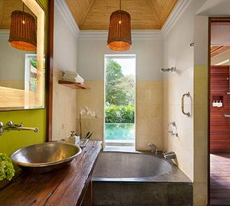 Heavenly Pool Villa - Bathroom