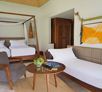 Heavenly Pool Villa - Sofa Bed Set up