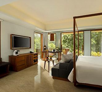 Heavenly Two Bedroom Pool Villa - Master Bedroom