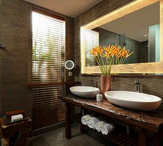 Heavenly Two Bedroom Pool Villa - Secondary Bathroom