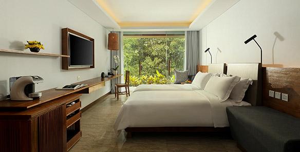 Heavenly Two Bedroom Pool Villa - Second Bedroom