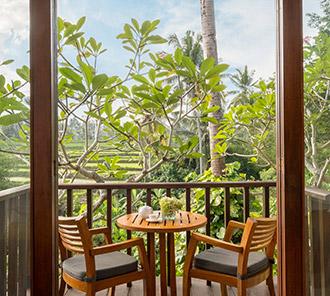 Impressive Forest Corner Suite - Balcony, Upper Floor Suites