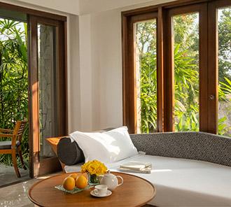 Impressive Forest Suite - Sofa bed Set Up