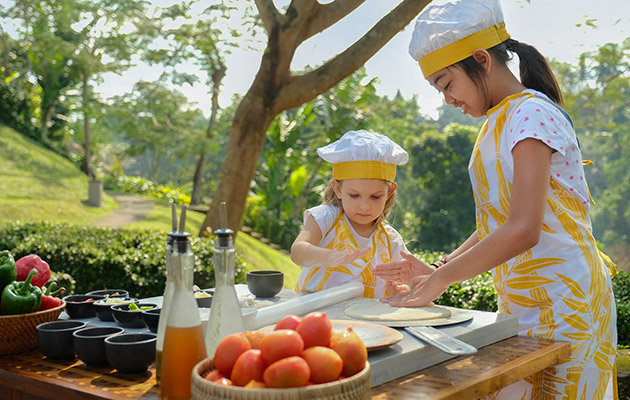 Cooking Class - for Kids