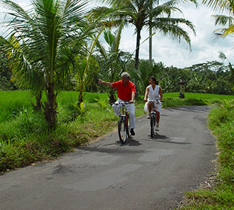 Cycling Tour - Local Village