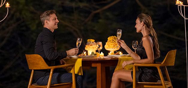 Romance at Maya