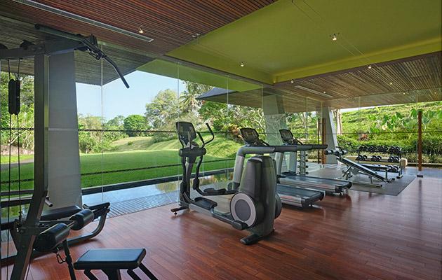 Fitness Centre - Scenery