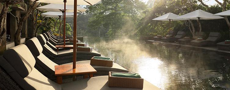 Main Swimming Pool - Magical Morning Rays