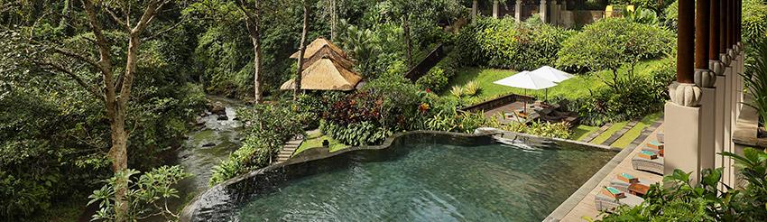 Infinity Riverside Pool
