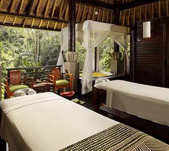 Spa at Maya - Private Couple Treatment Room