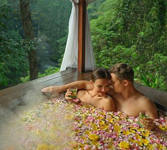 Spa at Maya - Flower Bath