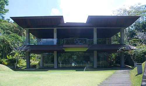 Yoga Pavilion - Contemporary Architecture