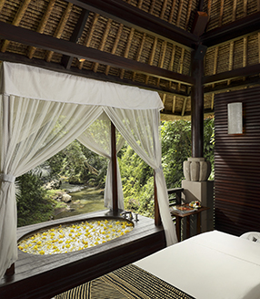 Spa & massage in Ubud