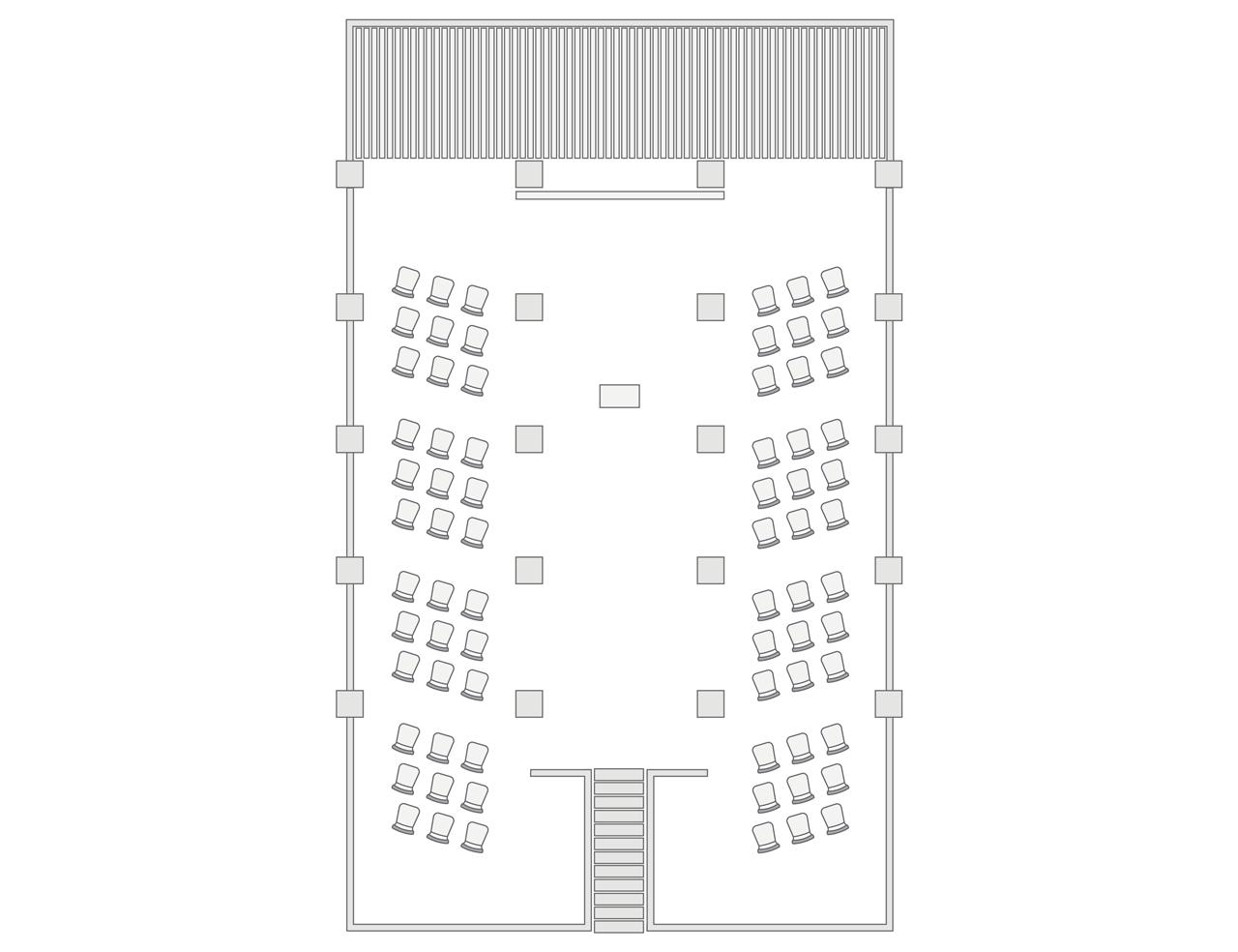 Mayasari theatre setup